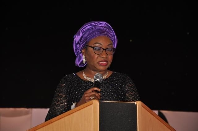 The Head of Civil Service of the Federation (HOCSF), Mrs Winifred Oyo-Ita