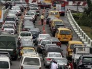 Traffic Congestion in Lagos State of Nigeria