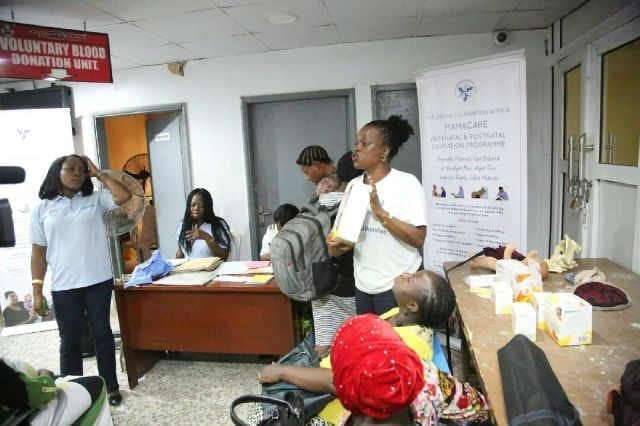 Wellbeing Foundation Africas MamaCare Birth Preparedness Education for Nigerian Mothers