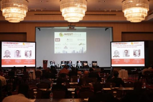 The WAPI Summit Stage