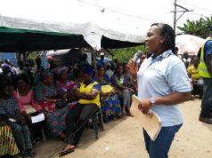 WBFA Mamacare Program partners Africa Clean Up Initiative