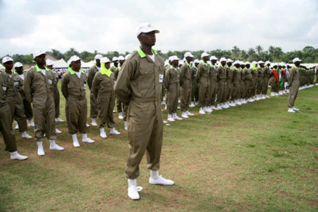 Osun Youths Empowerment Scheme (OYES) Cadets