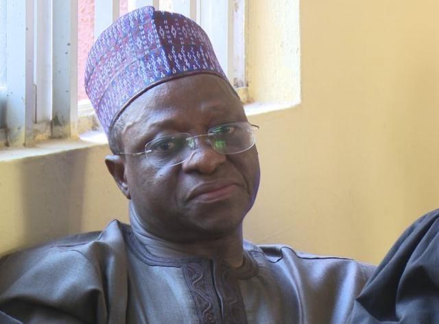 Senator Joshua Dariye, Former Governor of Plateau State