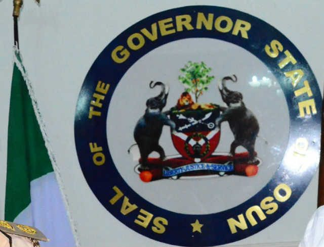 The Osun State Government Seal (State of Osun)