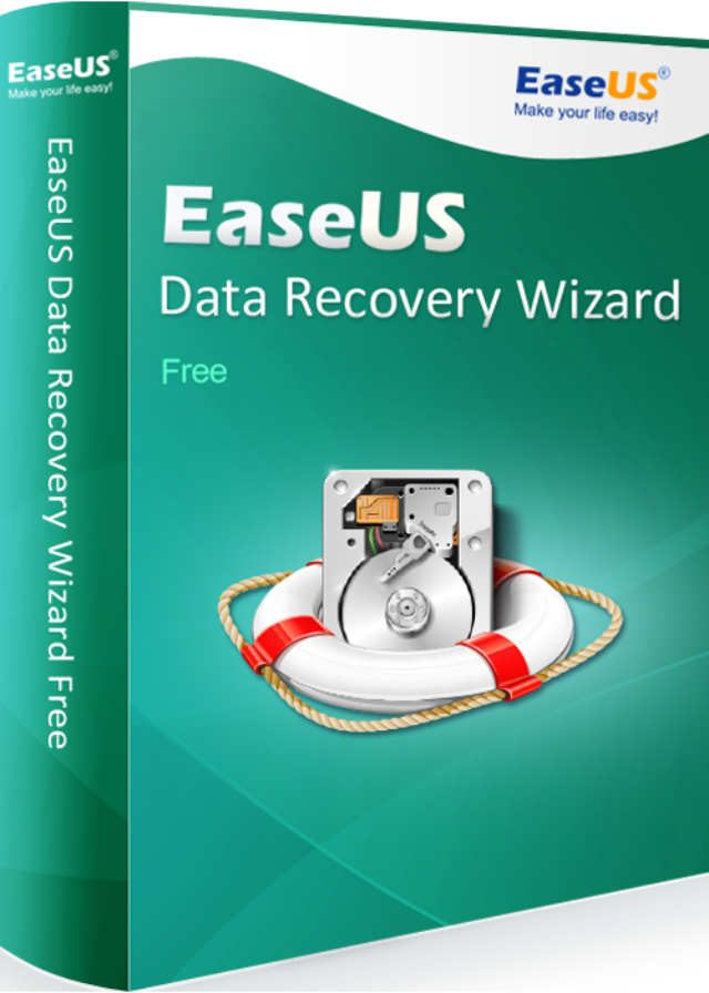 EaseUS Data Recovery Wizard - Free Version