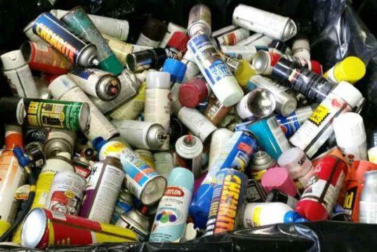 Example of Hazardous Waste