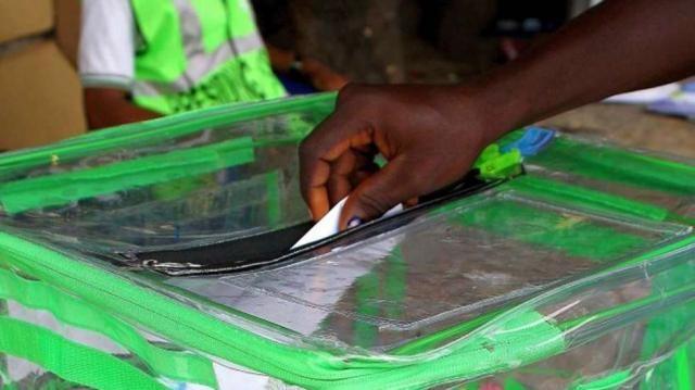 INEC Ballot Bag