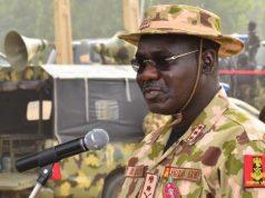 Lt General Tukur Yusuf Buratai