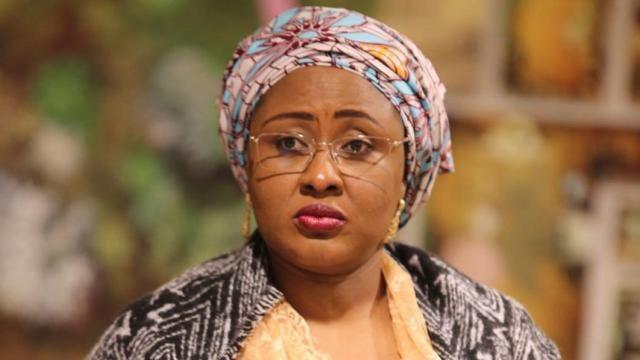 Wife of Nigerian President, Aisha Buhari