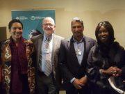H.E Mrs Saraki at World Bank Event