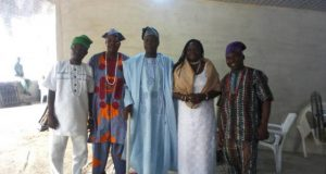 Olowu of Kuta calls for Nigeria's Cultural Revival, Unity among Yorubas