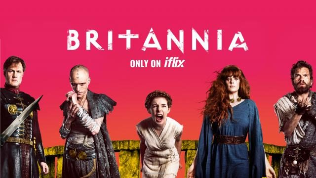 Sky's Most Anticipated Drama Britannia