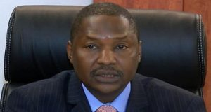 Honourable Attorney General of the Federation and Minister of Justice, Abubakar Malami SAN