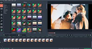 Trimming Videos using Movavi Video Editor
