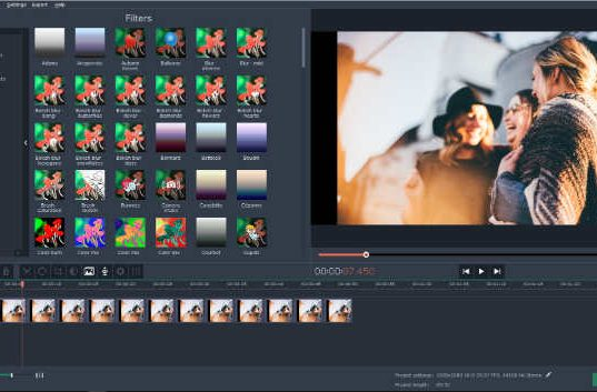 Trimming Videos using Movavi Video Editor