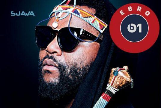Award winning Afro Pop artist Sjava