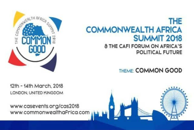 Commonwealth Africa Summit 2018 - London UK