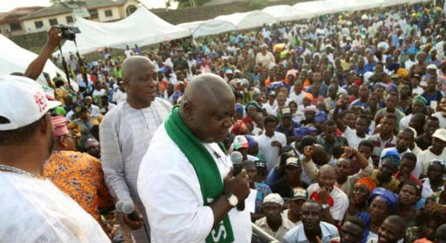 Hon Ladi Adebutu assures party loyalists of a better Ogun State come 2019