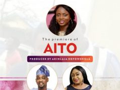 Kofoworola Akinlaja's Movie 'Aito' to Premier on March 4 with Wasiu Alabi Pasuma & Ronke Oshodi-Oke
