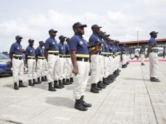 Lagos State Neighbourhood Safety Corps