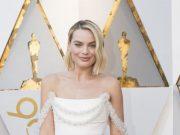 Margot Robbie at 90th Oscars Annual Academy Awards