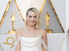 Margot Robbie at 90th Oscars Annual Academy Awards