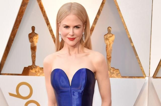 Nicole Kidman at 90th Oscars Annual Academy Awards