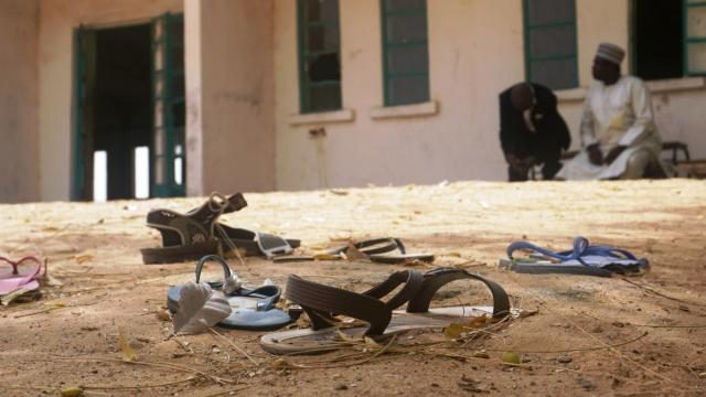Kidnapping in Northern Nigerian Schools