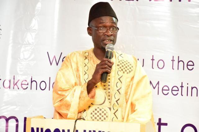 West Africa Regional Director, Amref, Dr. Sylla Thiam