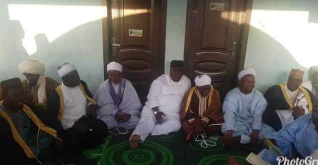 Alh Nasirudeen Abdulfatai, Chief Imam Okefi, Orile Oko, Alhaji Wasiu Otutu, Chief Imam Isobati Hari Central Mosque etc
