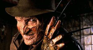 Freddy Krueger in the Nightmare on Elm Street