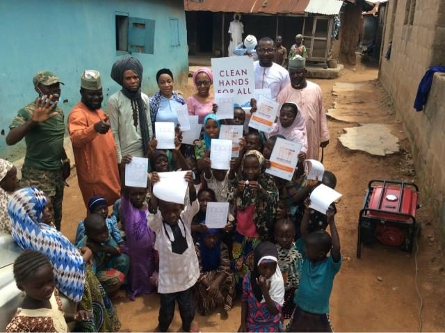 Walk the Talk initiative - Wellbeing Foundation Africa (WBFA) in Ilorin, Kwara State offering support for Noncommunicable diseases (NCDs)