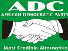 African Democratic Congress (ADC) Logo