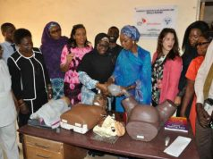Emergency Obstetrics and Newborn Care (EmONC) training in healthcare facilities to improve health outcomes for mothers and their newborns