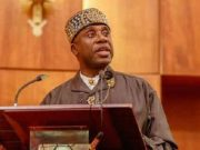 Nigeria's Minister of Transportation Rt. Hon. Chibuike Rotimi Amaechi