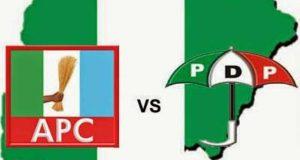 APC vs PDP Logo