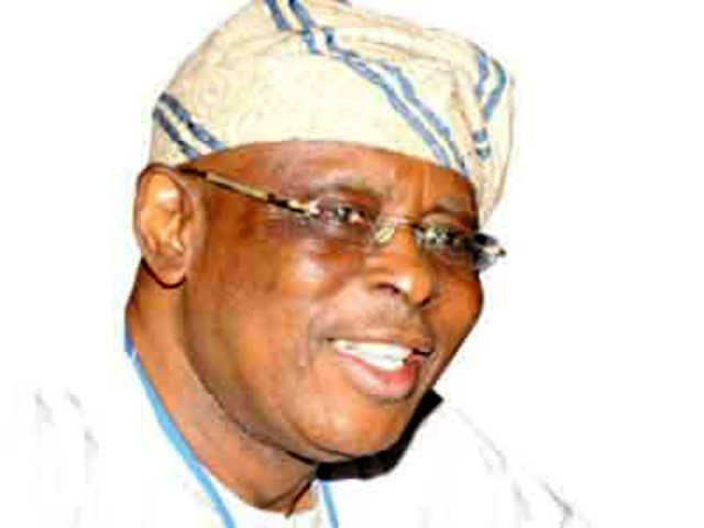 Chief Olusegun Osoba