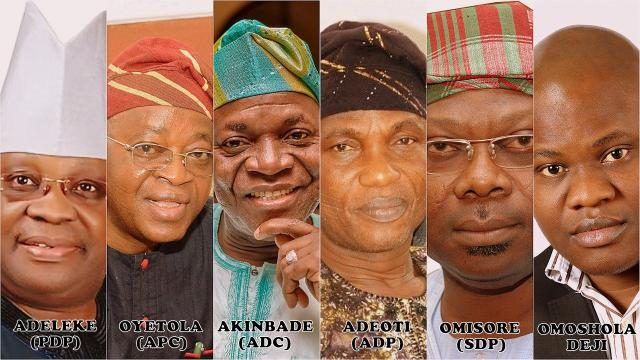 Foretelling the Outcome of Osun 2018 Governorship Election