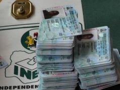 Independent National Electoral Commission (INEC) - Permanent Voter's Card (PVC)