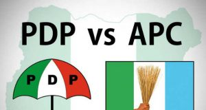 PDP vs APC Logo