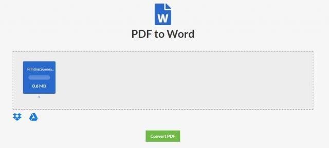 EasyPDF - Free Online PDF Suite - PDF to Word