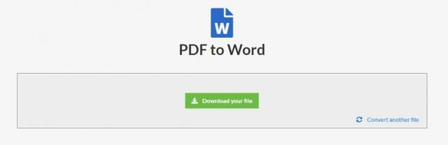 EasyPDF - Free Online PDF Suite - PDF to Word - Download File