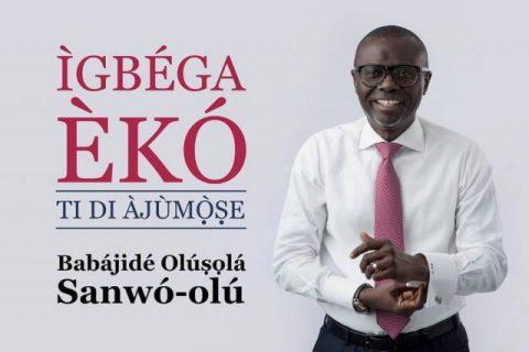 Hon Babajide Sanwo-Olu