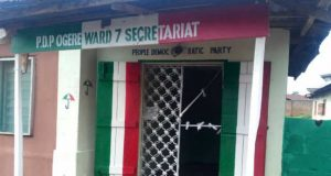Ogere Remo PDP Ward 7's New Secretariat