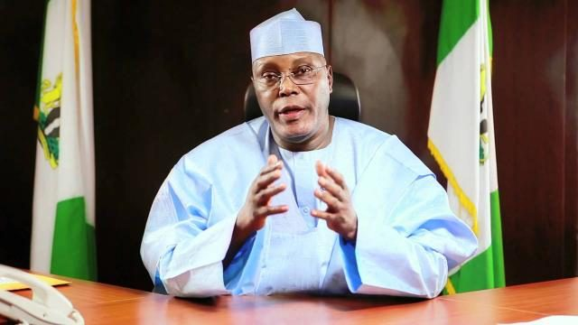 PDP Presidential Candidate for 2019 General Elections, Alhaji Abubakar Atiku