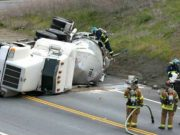 Hazards of Trucking - Cargo Rollover