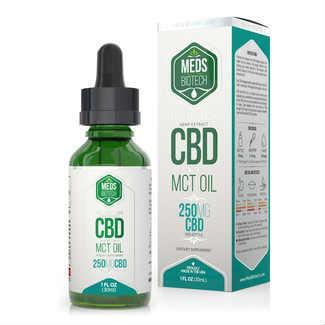 Medsbiotech CBD MCT Oil