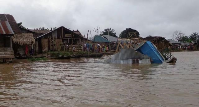 Flood Disaster in Bayelsa State