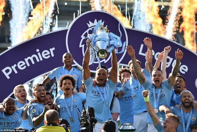 Manchester City Title