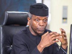 Nigeria's Vice-President Professor Yemi Osinbajo